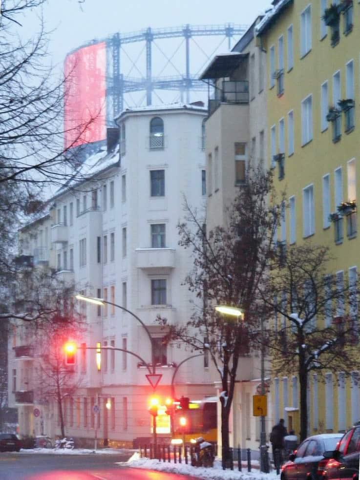 Lichtwerbung, Sommer 2010