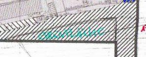 """1900 m² Bahnböschung - die """"Grünfläche"""""""