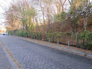 Würden Sie hier eine Grünfläche planen?