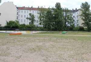 Cheruskerpark Nordspitze, Juni 2012